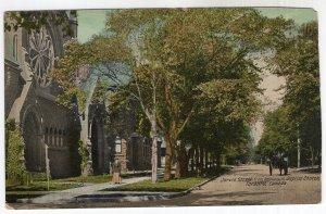 Toronto, Canada, Jarvis Street From Immanuel Baptist Church