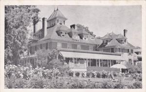 Hotel Blinkbonnie, The Showplace Of Ontario, GANANOQUE, Ontario, Canada, 19...