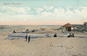 Prestatyn , Denbighshire, Wales , 1900-10s ; Beach