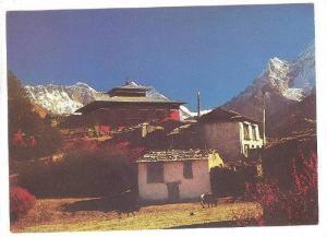 Thyangboche Monastry , NEPAL , 70-80s