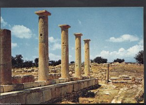 Cyprus Postcard - The Sanctuary of Apollo Hylates, 100 A.D - RR1029