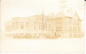 Tippecanoe School Milwaukee Real Photo