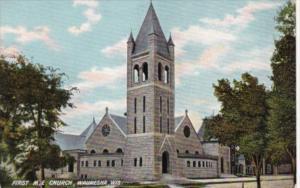 Church First M E Church Waukesha Wisconsin