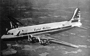 Capital airlines Airplane Unused