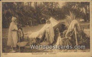 Campement de nomades Eqypt Unused