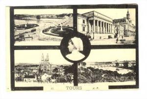 5Views Of Tours (Indre-et-Loire), France, 1900-1910s