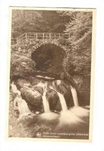 Petite Suisse Luxembourgeoise, Schiessentumpel, Mullerthal, Luxembourg, 1910-...