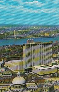 Massachusetts Boston Sheraton Hotel Prudential Center