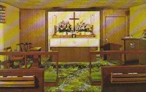 Hawaii Honolulu Waikiki Episcopal Chaple