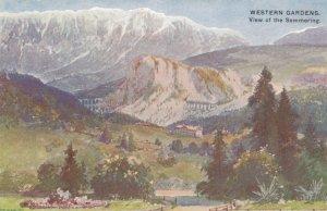 Semmering , Austria , 00-10s ; Pension Antoinette