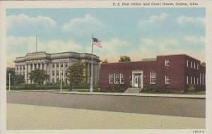 Ohio Celina U S Post Office And Court House