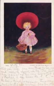 Sunbonnet Girl Autumn 1906