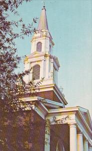 First Baptist Church, Greensboro, North Carolina, 40-60s