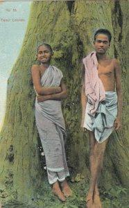 Tamil Coolies , CEYLON , 00-10s