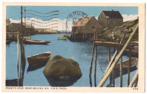 Peggy's Cove, Halifax NS