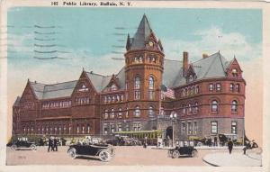 Public Library, Buffalo, New York, PU-1924