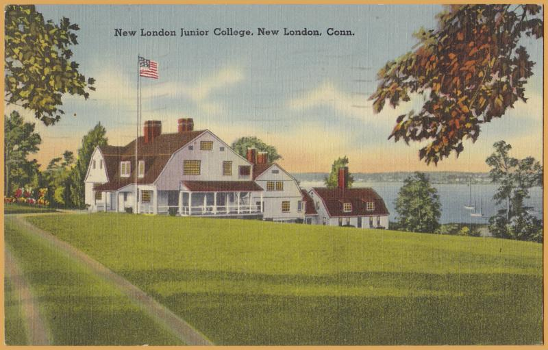 New London, Conn., New London Junior College - 1941
