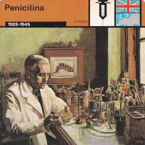FICHA LA EPOCA: PENICILINA. 1928-1945