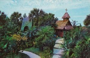Florida Indian Rocks Beach Sun Temple At Tiki Gardens