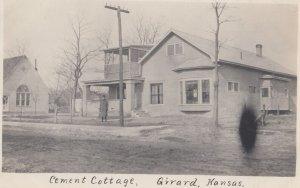 RP: GIRARD , Kansas , 00-10s ; Cement Cottage