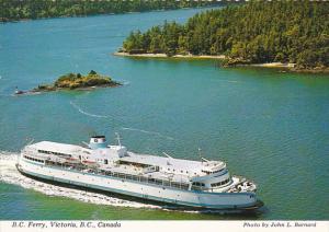 British Columbia Ferry Corporation Queen Of Victoria