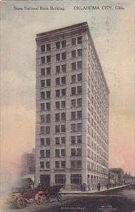 State National Bank Building Oklahoma City Oklahoma 1911