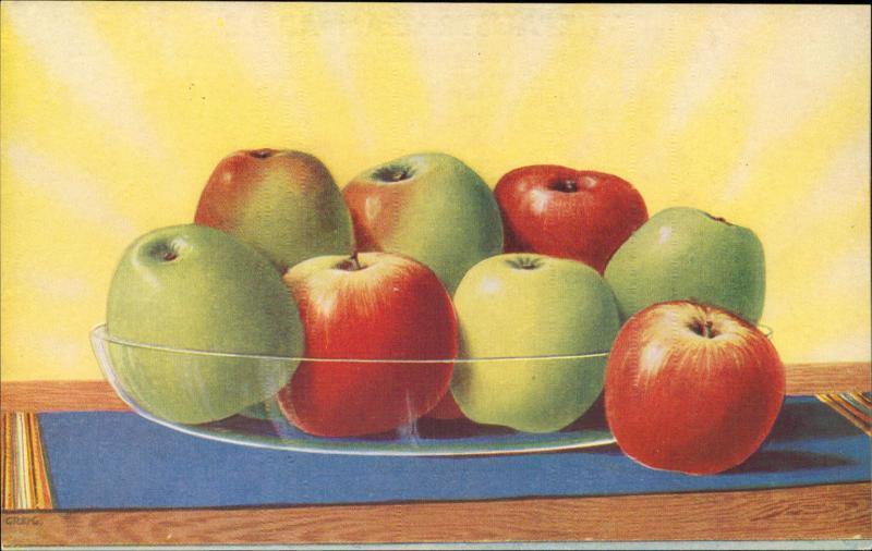 The Australian Apple Australia artist Creig