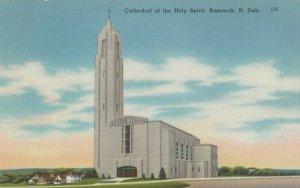 BISMARCK , North Dakota, 30-40s ; Cathedral of the Holy Spirit