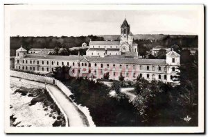 Postcard Abbey Of Notre Dame De Lerins Ile Saint Honorat