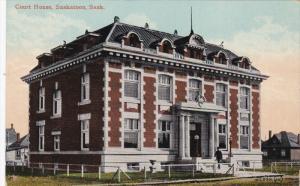 Court House , SASKATOON , Saskatchewan , Canada , 00-10s