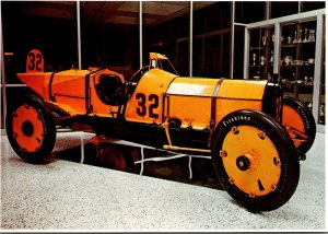 Indiana Indianapolis Indianapolis Motor Speedway Museum The Marmon Wasp