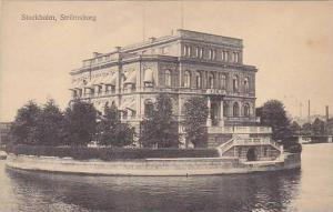 Stromsborg, Stockholm, Sweden, 1900-1910s