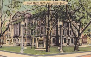 Court House , AUBURN , Indiana , 30-40s
