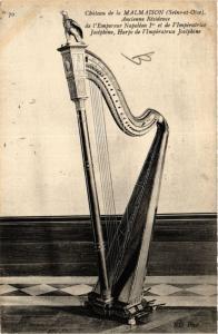CPA Chateau de la Malmaison-Harpe de l'Impératrice Joséphine (413629)