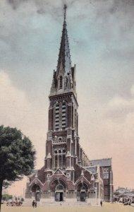 ARMENTIERES, Nord, France, PU-1952; L'Eglise Saint Vaast