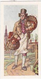 Lamberts Of Norwich Tea Trade Card Before Our Time No 20 Bakers