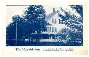 New Hampshire White Mtns  The Wayside Inn , Bethlehem Junction