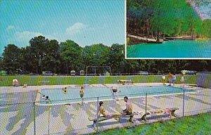 Shawnee Campground With Pool Santee South Carolina