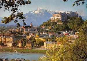 The City of Mozart Salzburg Austria 1976