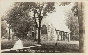 RP; SWANTON , Vermont , 1930s ; Episcopal Church