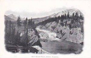 Bow River Falls , Banff , Alberta, Canada , 00-10s