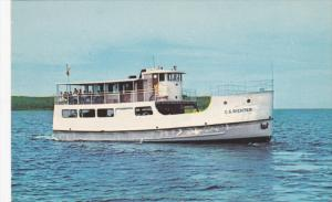 Washington Island Ferry, GILLS ROCK, Wisconsin, 40-60's