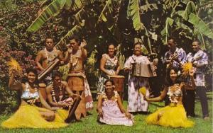 Tahiti Tahitian Musical Team