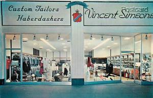 CA, Los Angeles, California, Vincent Simeone, Store Front,  Dexter No. 11226-B