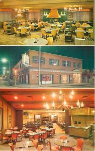 The Bishop Buffet Brady & Second Streets Davenport Iowa IA