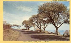 MN - Duluth. Skyline Parkway