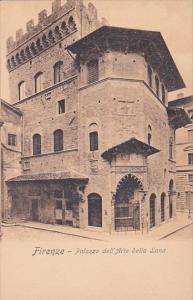 Italy Firenze Palazzo dell'Arte della Lana