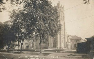 RP: HADDONFIELD , New Jersey , 1921 ; First Presbyterian