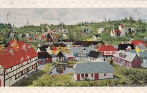 LEGOLAND - Miniland , Lilleby - Kleinstadt - Small provenicial Town , Denmark...