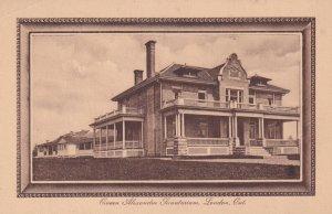 LONDON, Ontario, Canada, 1900-1910's; Queen Alexandra Sanatorium, TUCK series...